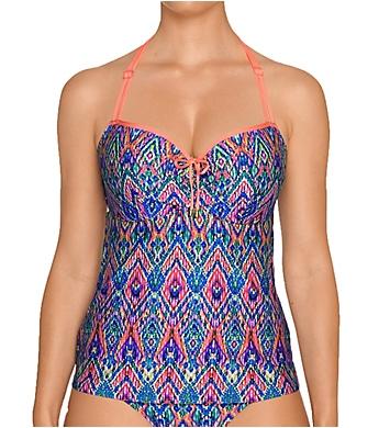1d0da297e6 Prima Donna India Padded Tankini Swim Top 4004270 - Prima Donna Swimwear