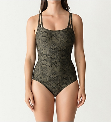 Prima Donna Freedom Padded Triangle One Piece Swimsuit