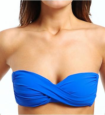 Profile by Gottex Tutti-Frutti Soft Cup Bandeau Swim Top