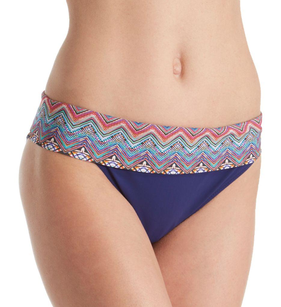 Profile by Gottex Marimba Fold Bikini Brief Swim Bottom