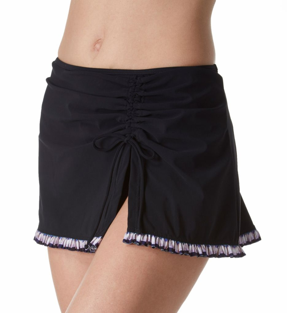 Profile by Gottex Romeo and Juliette Skirted Brief Swim Bottom