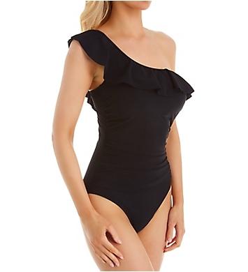 Profile by Gottex Tutti Frutti One Shoulder One Piece Swimsuit