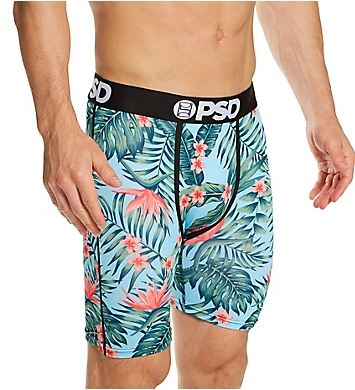 PSD Underwear Tropical Hawaii Boxer Brief