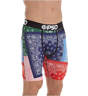 PSD Underwear Bandanas Boxer Brief