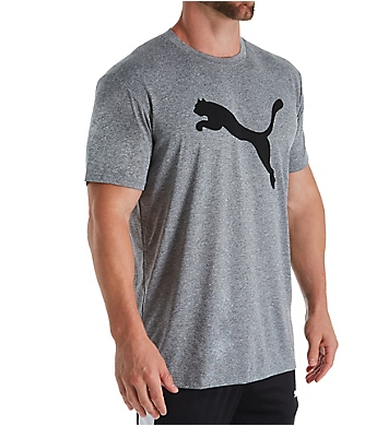 Puma Heathered Speed Cat T-Shirt