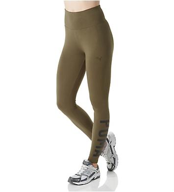 Puma Athletic DryCELL High Waist Logo Legging