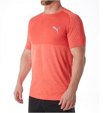 Puma Evoknit Basic Heathered T-Shirt