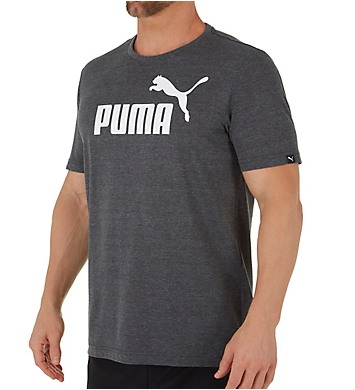 Puma ESS No. 1 Heathered Logo T-Shirt