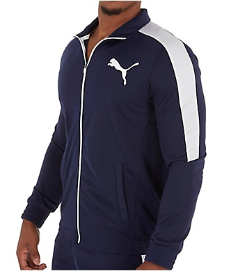 Puma Essentials Contrast Track Jacket
