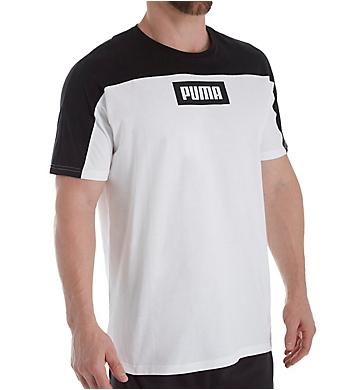 Puma Rebel Block Short Sleeve T-Shirt