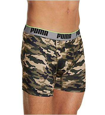 Puma Men's Sportstyle Boxer Briefs - 3 Pack