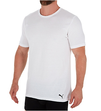 Puma Men's Crew Neck T-Shirts - 3 Pack