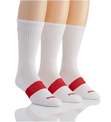 Puma Men's Crew Socks - 3 Pack