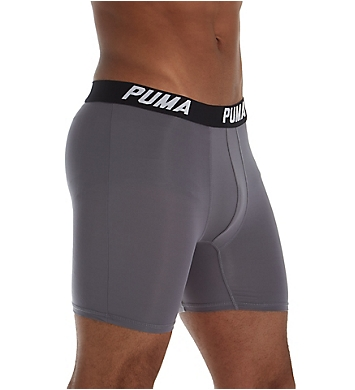 Puma Core Tech Performance Boxer Briefs - 3 Pack