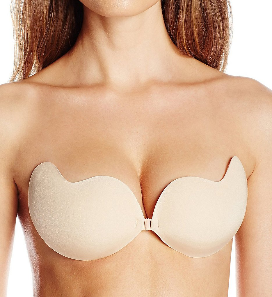 Pure Style Girlfriends : Pure Style Girlfriends 91841 Enchantress Cleavage Enhancements Adhesive Bra (Nude A)