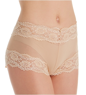 QT All Over Lace Boyshort Panty