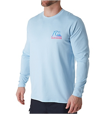 Quiksilver Heritage Heather Long Sleeve Rash Guard