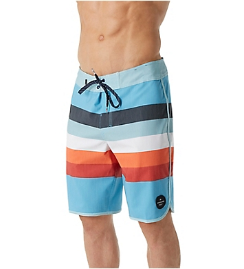 Quiksilver Seasons Scallop 4 Way Stretch 20 Inch Board Short