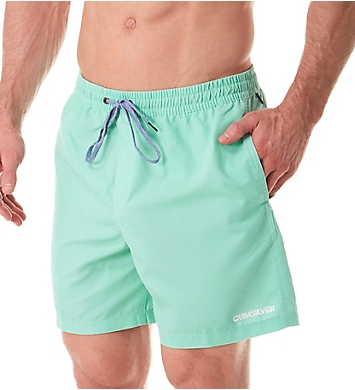 Quiksilver Surfwash 15 Inch Volley Swim Short
