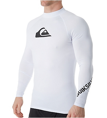Quiksilver All Time Long Sleeve Rash Guard