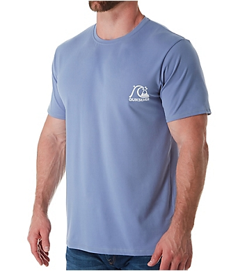 Quiksilver Heritage Short Sleeve Surf T-Shirt