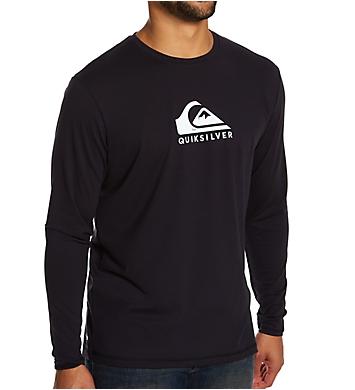Quiksilver Solid Streak Long Sleeve Surf Shirt