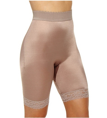 Rago Light Shaping High Waist Long Leg Bike Short