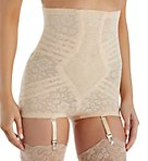 Lace High Waist Brief Panty