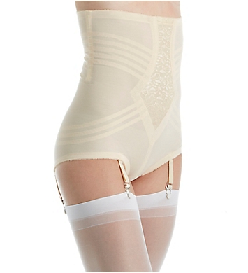 08a7b2fd6e4 Rago Shapette No Roll High Waist Brief 6109 - Rago Shapewear