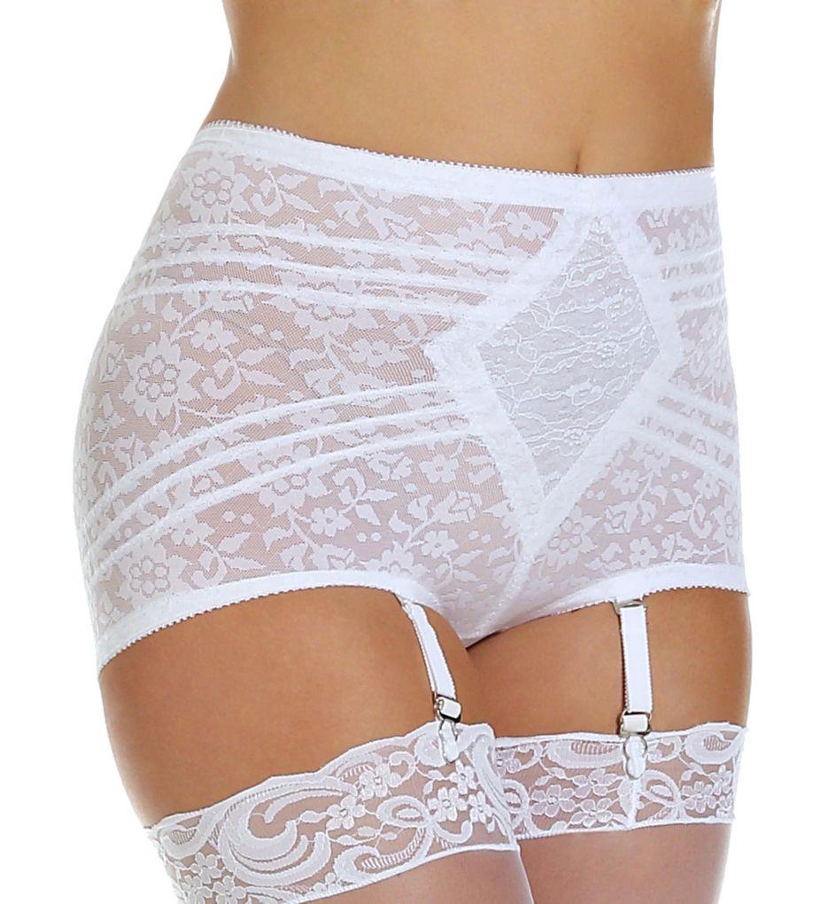 Rago Firm Control Lacette Brief Panty
