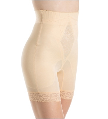 Rago Diet Minded No Roll High Waist Long Leg Shaper