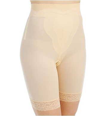Rago Diet Minded High Waist Long Leg Shaper