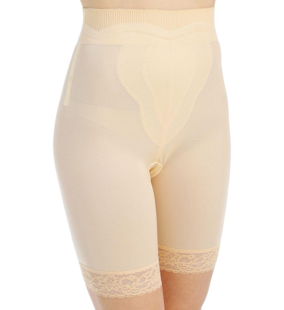 Rago High Waist Long Leg Girdle Panty