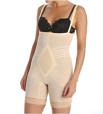 Rago Shapette Wear Your Own Bra Body Briefer