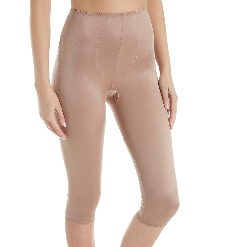 4e94f35234cff Rago Light Shaping Capri Pant Liner 920 - Rago Shapewear