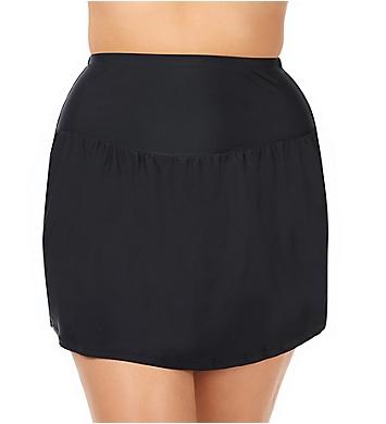 Raisins Curve Plus Size Alicante Solids Bravo Skirt Swim Bottom