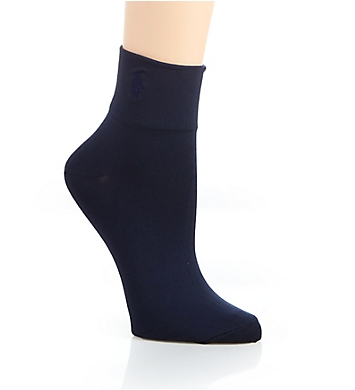 Ralph Lauren Microfiber Anklet Sock