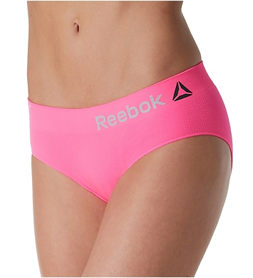 Reebok Delta Seamless Hipster Panty 2-Pack
