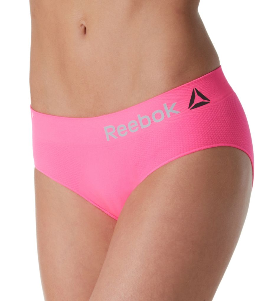 Reebok Delta Seamless Hipster Panty 2-Pack
