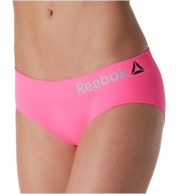 Reebok Delta Seamless Ombre Hipster Panty - 2 Pack