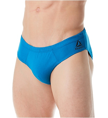Reebok Low Rise Fashion Briefs - 5 Pack