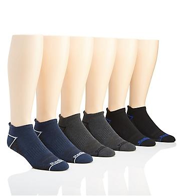 Reebok Low Cut Athletic Socks - 6 Pack