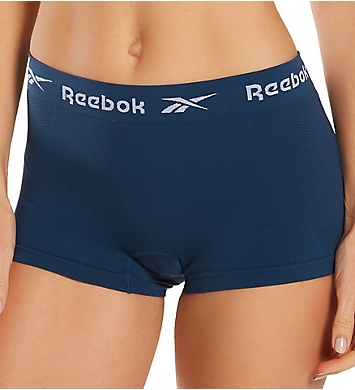 Reebok Seamless Boyshort Panty - 3 Pack