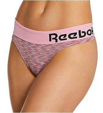 Reebok Seamless Thongs - 4 Pack