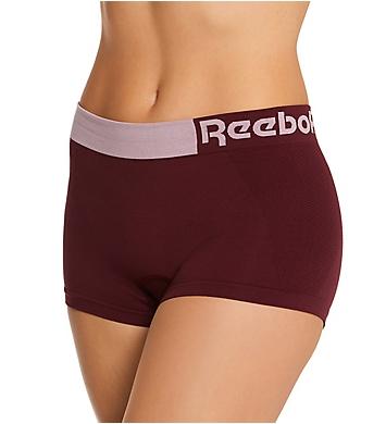 Reebok Seamless Boyshort Panty - 4 Pack