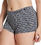 Full Figure Seamless Boyshort Panty - 3 Pack