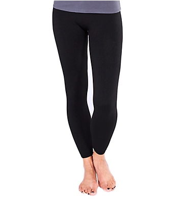 Rhonda Shear High-Waist Fleece Legging
