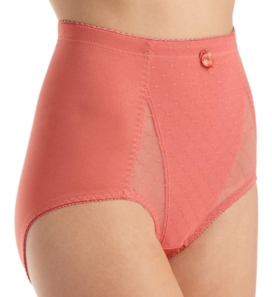Rhonda Shear Pin Up Lace Front Brief Panty