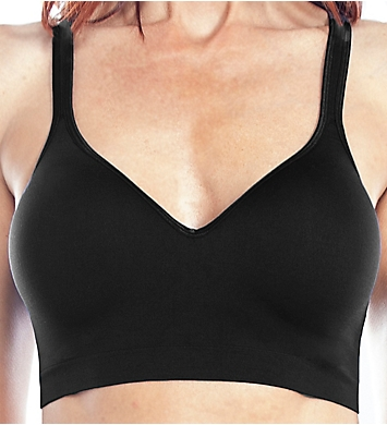 Rhonda Shear Back Closure Leisure Bra