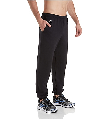 Russell Dri-Power Fleece Closed Bottom Pocketed Pant